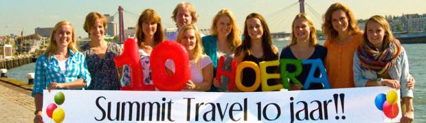 10 jaar Summit Travel