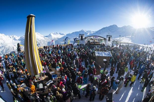 Opening Skiseizoen 2013 01