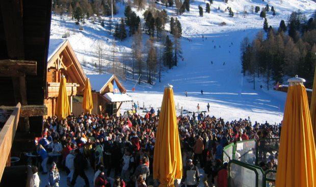 apres-ski Ischgl Paznauner Taja