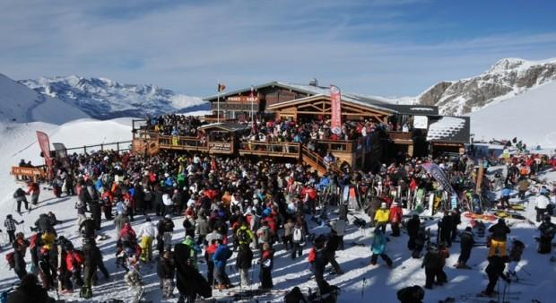 apres-ski Les Deux Alpes Pano Bar