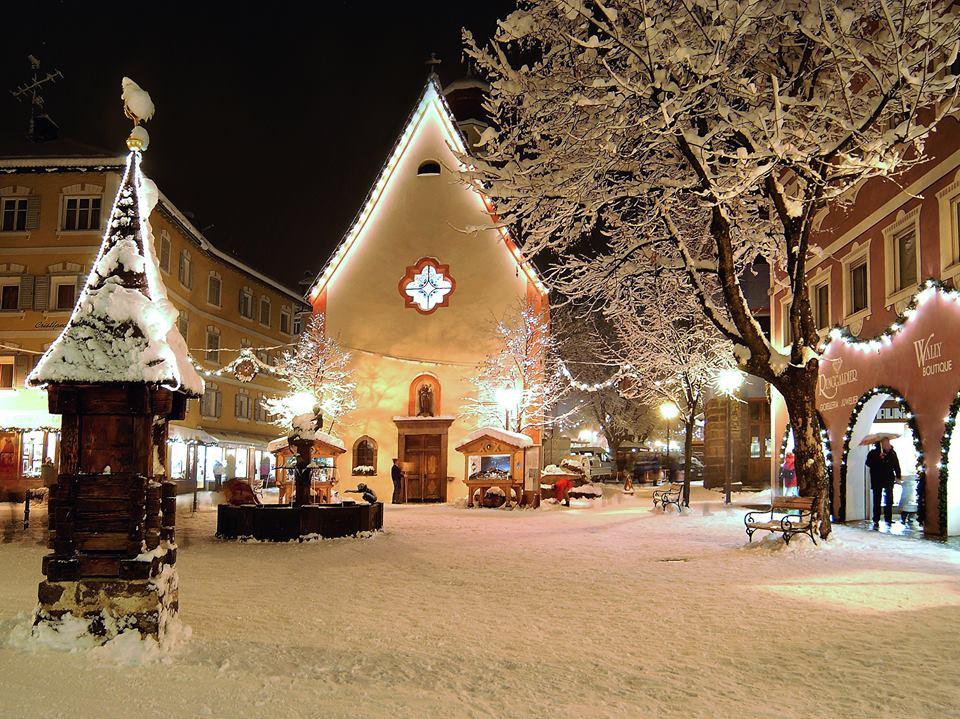 kerst op wintersport