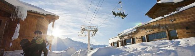 Opening skiseizoen 2014 – Frankrijk