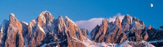 Een ode aan Italië, de Dolomieten en de eeuwige sneeuw