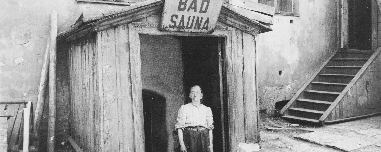 De sauna verklaard: een stukje historie