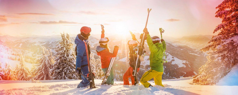 Ongelimiteerd wintersportplezier met collega's