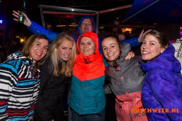 Dutchweekend Saalbach 2016 - Burgi's Bar (1)