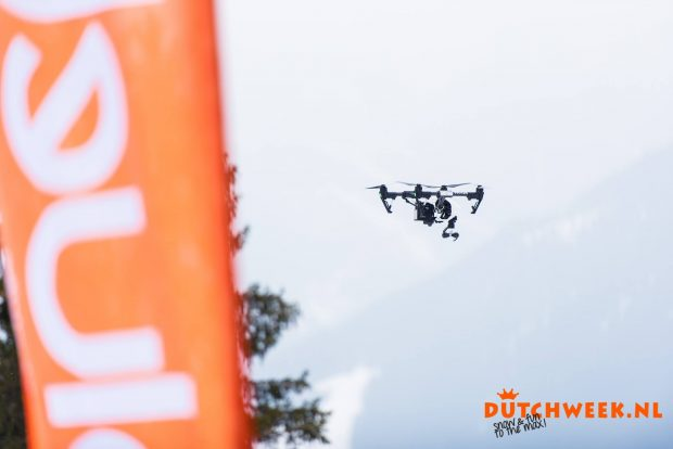 Dutchweekend Saalbach 2016 - Drone