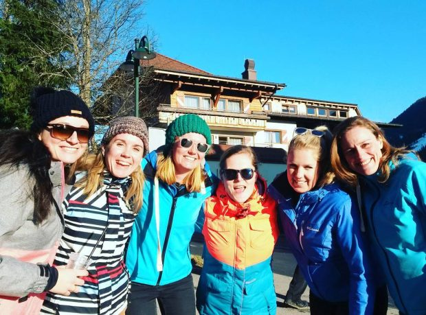 Dutchweekend Saalbach 2016 - Summit Angels @ Burgi's Bar