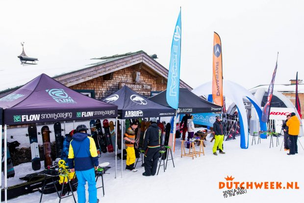 Dutchweekend Saalbach 2016 - Watersplash en Testcenter (1)