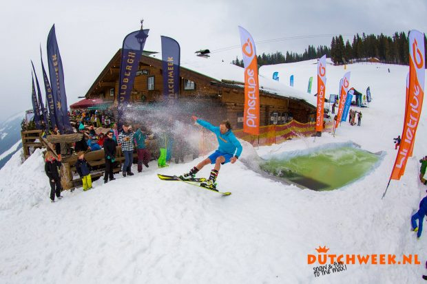 Dutchweekend Saalbach 2016 - Watersplash en Testcenter (2)