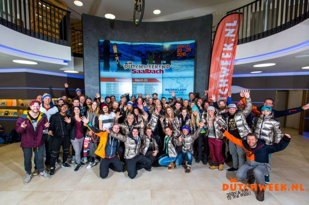 Dutchweekend Saalbach 2016 - crew