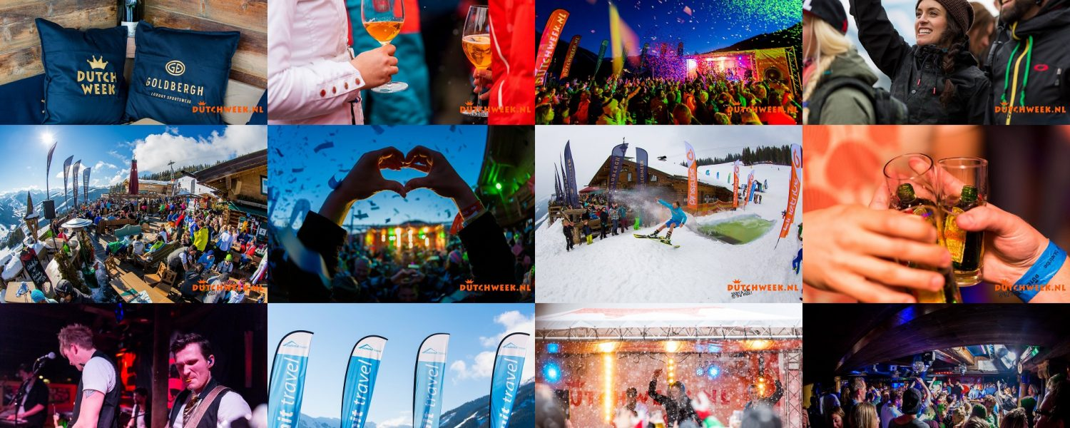 Dutchweekend Saalbach 2016: snow & fun to the max!