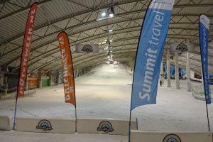 Summit Travel schittert op het witte doek met een live-action scene