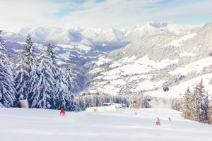 Een miljoen mensen met wintersportvakantie, maar niet geheel zonder risico's
