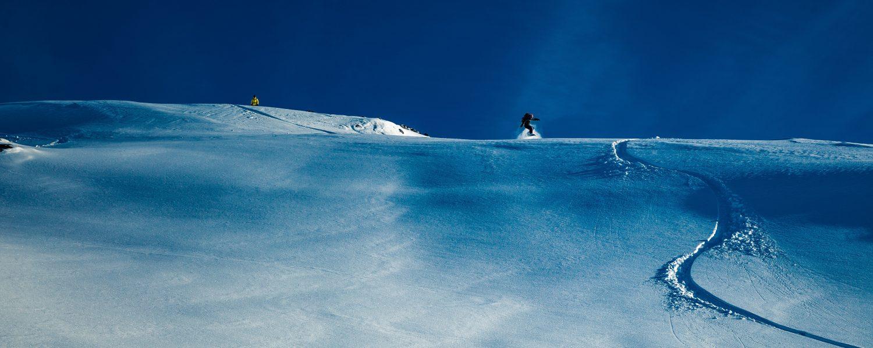 De beste skigebieden van Frankrijk voor snowboarders