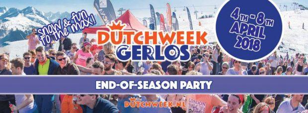 Dutchweek Gerlos 2018