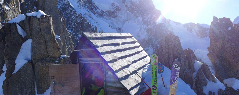 Wintersportnieuws: extreme winter voor Oostenrijk, overnachten op de top van de Mont Blanc.