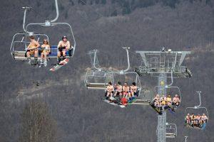 Wintersportnieuws: Paassneeuw voor de Alpen en nieuw record zwemkleding skiën in Sochi