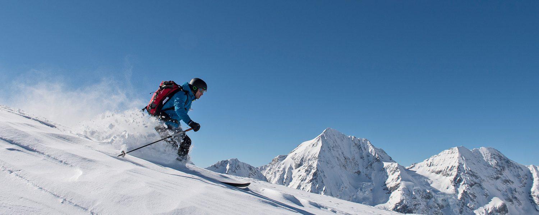 Nauders en Skiarena Vinschau brengen Noord en Zuid-Tirol samen en zorgen voor 211 pistekilometers