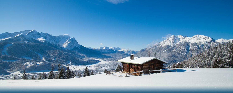 Garmisch-Partenkirchen: een Olympische topper aan de voet van de Zugspitze
