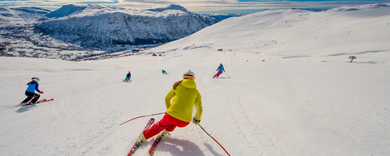 Wintersport Noorwegen, ontdek het wintersportparadijs van Scandinavië