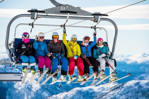 Ski resort in Myrkdalen Credit Sverre F. Hjørnevik (6)