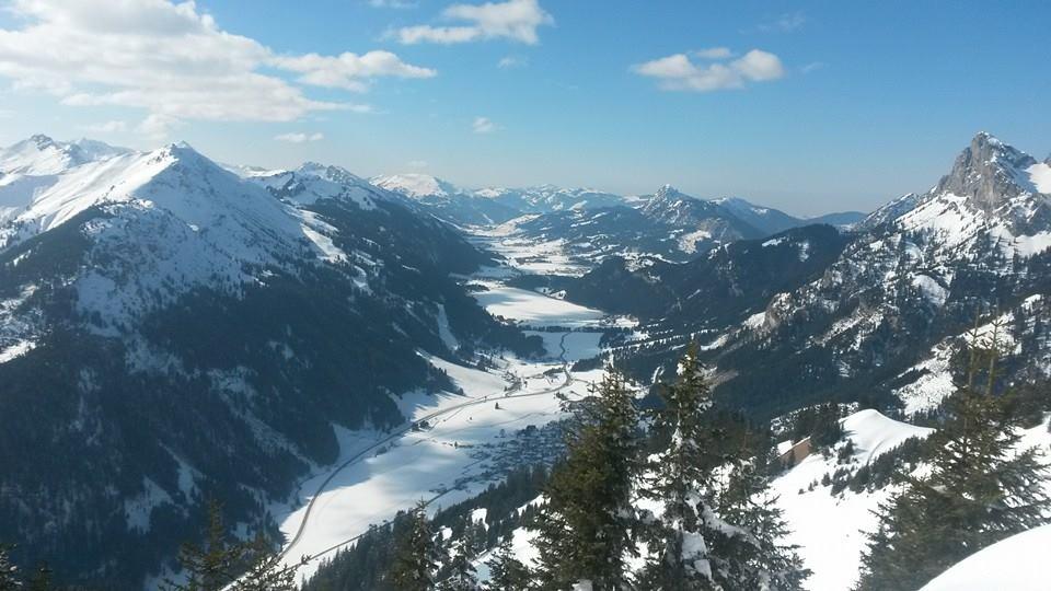 Kleine skigebieden