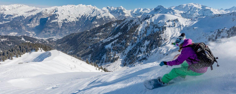 De voordelen van wintersporten in de kleine skigebieden