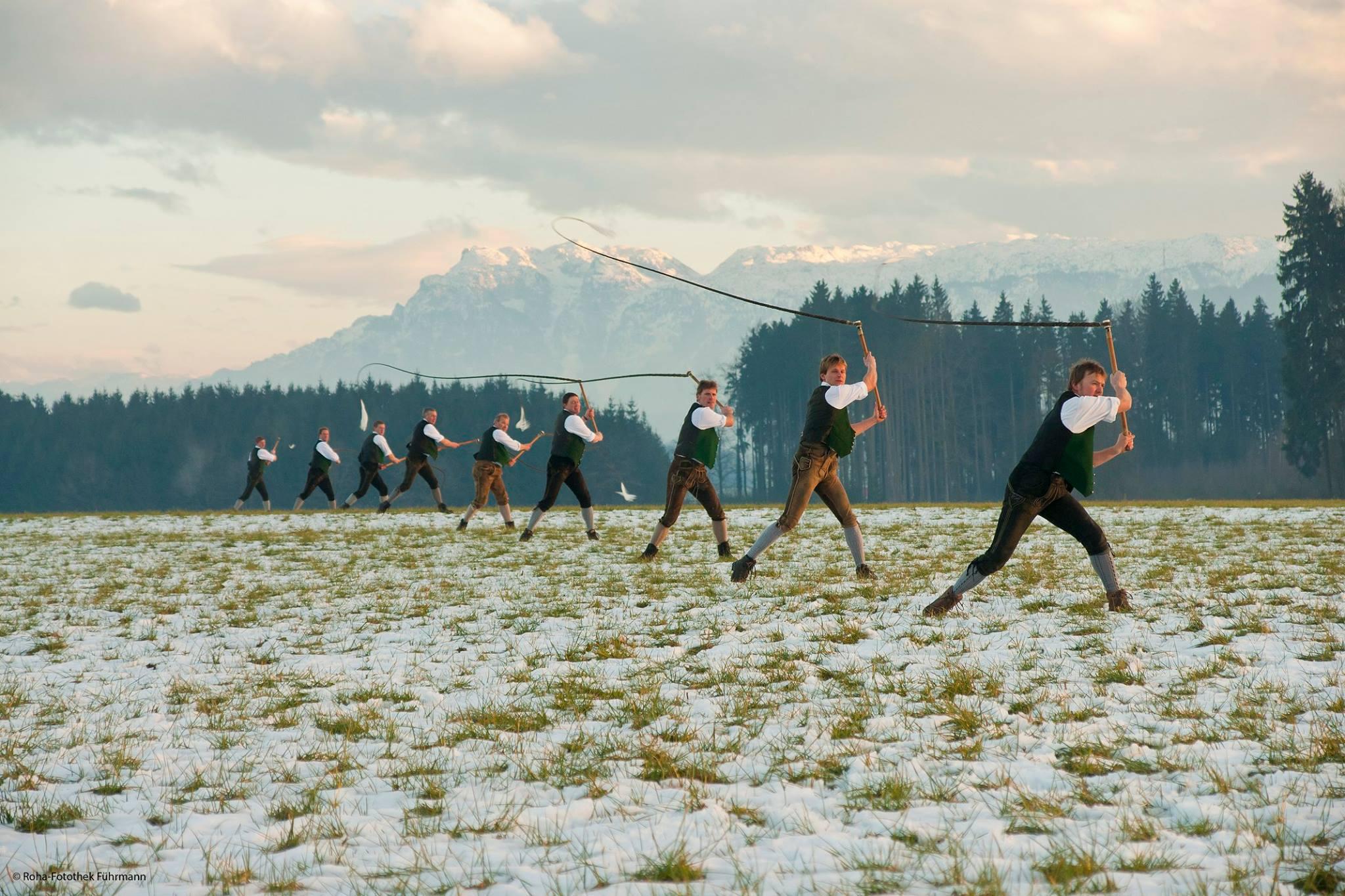Oud & Nieuw Alpen