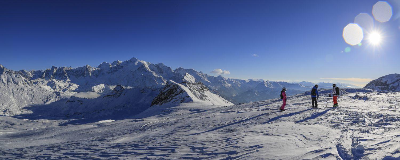 Flaine – Een gevarieerd wintersport dorp in de Franse Alpen