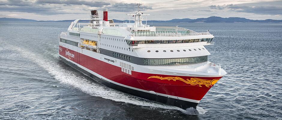 Fjord Line / Dutchweek Norway actie: korting op je overtocht!