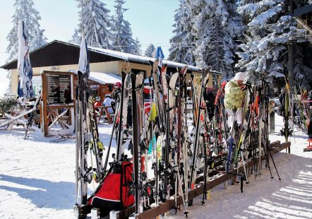 Diefstal skis