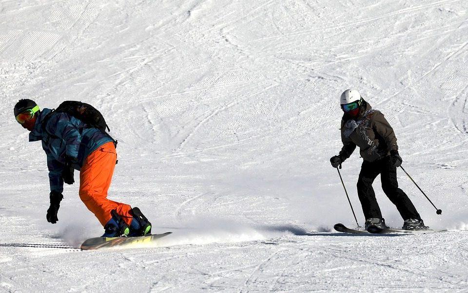 Skiën vs. Snowboarden, wat is beter?