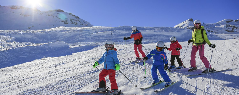 10 tips voor wintersport met je gezin