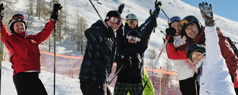 Collegialiteit in het chalet tijdens wintersport?