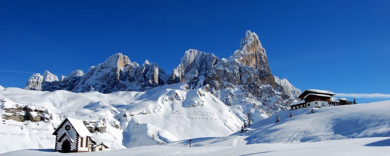 Genieten van wintersport in de Dolomieten