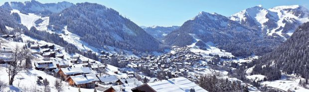 Wintersport in Châtel