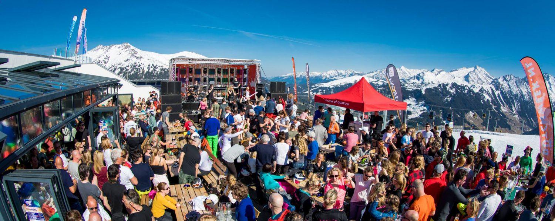 Dutchweek Gerlos: volop après-ski en feest in dit bruisende skidorp