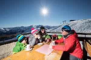 Met de familie op wintersport tijdens de voorjaarsvakantie