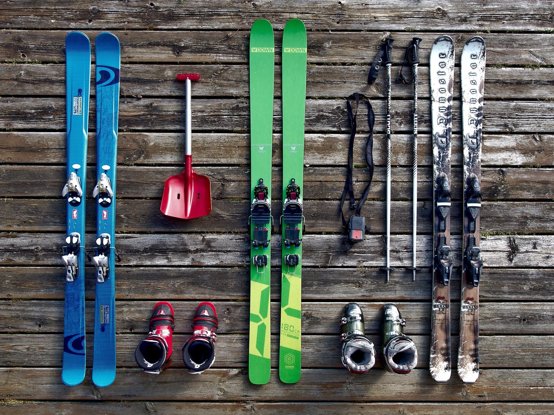 Wat neem je mee op wintersport?
