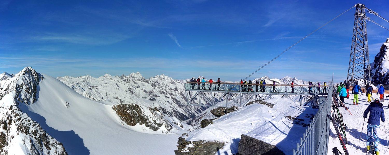 Ontdek deze 5 bijzondere skigebieden in de Alpen