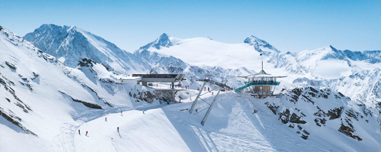 Het sneeuwzekere Obergurgl-Hochgurgl