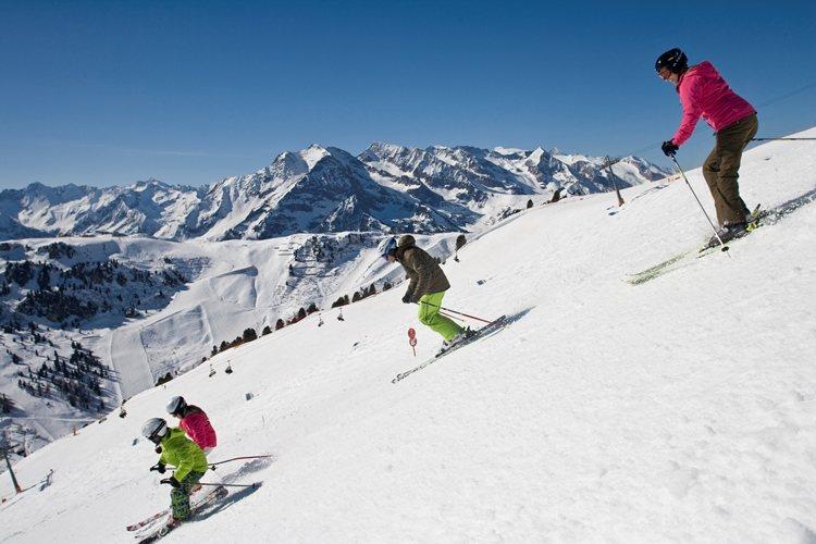 Skiën in het Zillertal