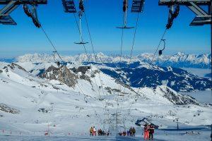 Zell am See en Kaprun: groots (après-)skiën in een adembenemend landschap