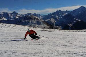 5 gemakkelijk aan te rijden skigebieden in de Alpen