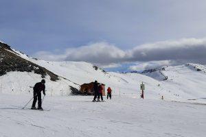 Een dag op de pistes rondom Sauze d'Oulx