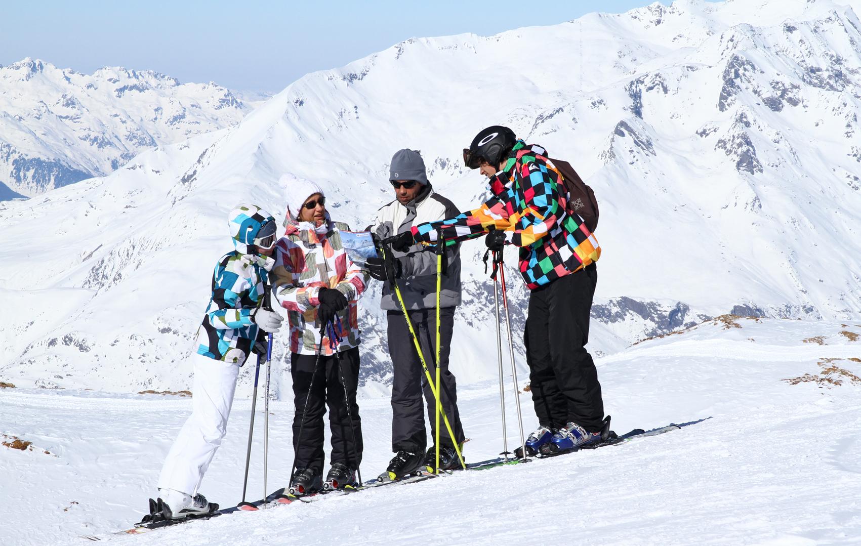 Ga op ontdekking in de omgeving van Les Deux Alpes