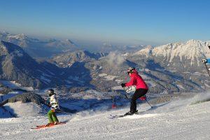 Wat gebeurt er als het skigebied is gesloten?