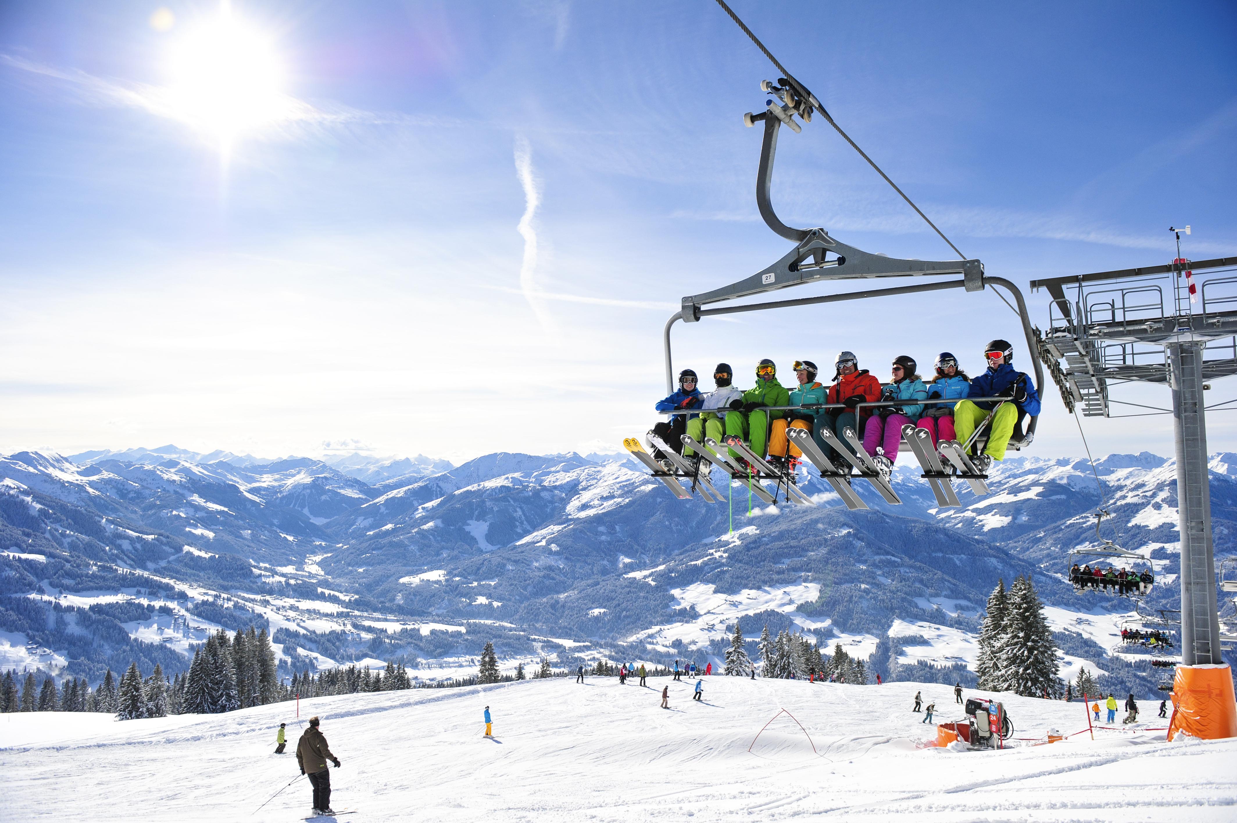 Op naar het volgende wintersportseizoen!