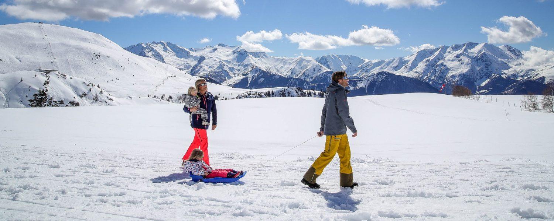 10 activiteiten voor de niet-skiër tijdens de wintersportvakantie